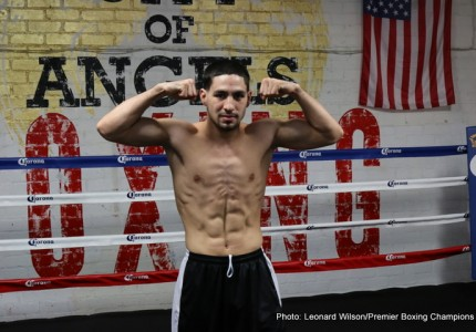 Sulaiman says Danny Garcia will defend WBC title in October, face mandatory Khan rematch after that