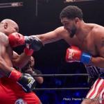 Amir Mansour Aron Martinez Danny Garcia Dominic Breazeale Robert Guerrero Sammy Vasquez Boxing News Boxing Results Top Stories Boxing