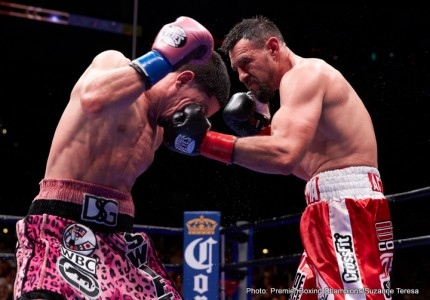 Garcia decisions Guerrero to win WBC 147lb title