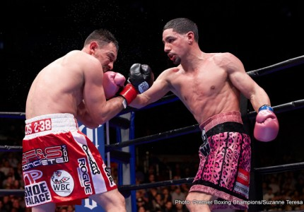 "Left-Hook Lounge Mailbag: Danny ""Swift"" Garcia, The Future of Mayweather & Pacquiao, and Porter/Thurman!"
