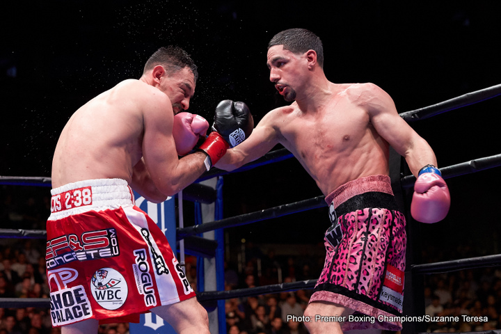 Danny Garcia Floyd Mayweather Jr Manny Pacquiao Boxing News Boxing Results Top Stories Boxing