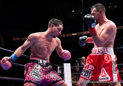 Khan: It's payback time for Danny Garcia