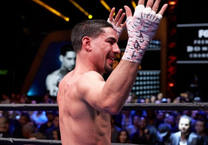 Guerrero wants rematch, Garcia says no