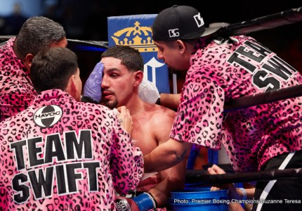 Danny Garcia vs. Robert Guerrero averages 2.5 million viewers on PBC on Fox