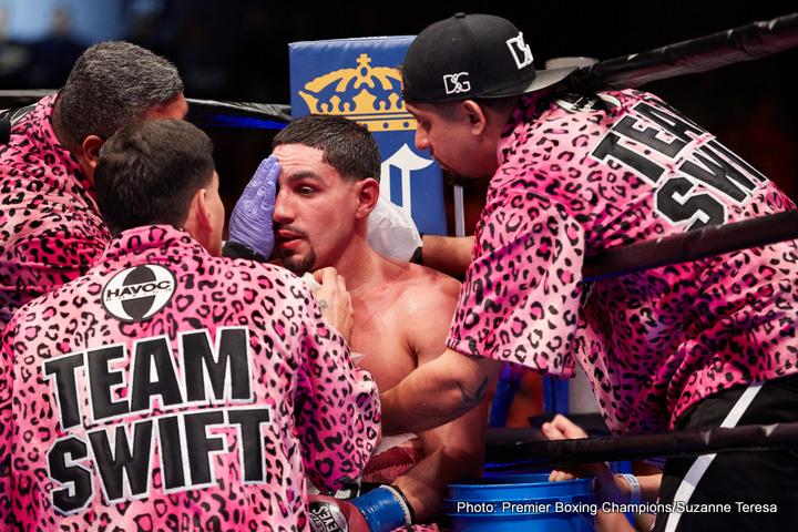 Danny Garcia Robert Guerrero Boxing News