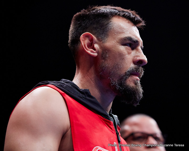 Robert Guerrero - Multiple-division world champion Robert Guerrero returns to the ring to battle Colombia's Hevinson Herrera in a 10-round welterweight bout, while former featherweight world champion Jesus Cuellar duels Colombia's Carlos Padilla in an eight-round lightweight bout to lead a packed undercard on Saturday, March 9 at Dignity Health Sports Park in Carson, California.