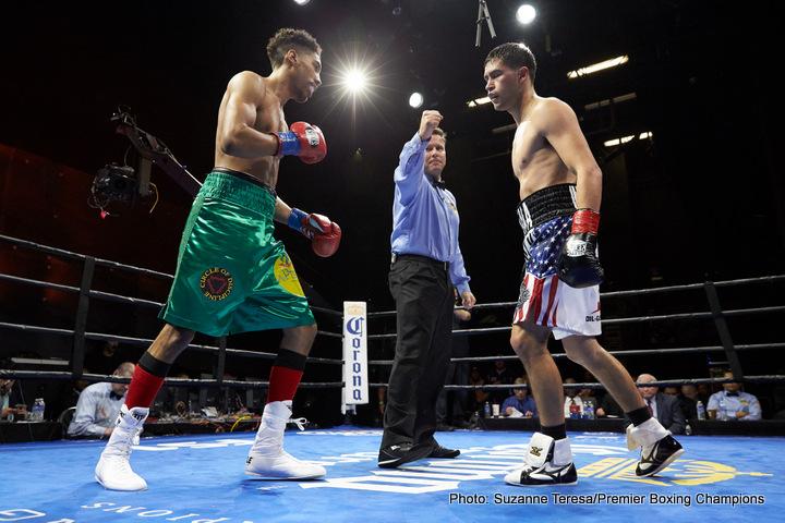Jamal James Boxing News Boxing Results