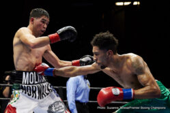 Jamal James - In front of a packed house at Club Nokia at L.A. LIVE on Tuesday night in downtown Los Angeles, Premier Boxing Champions kicked off nPBC On FOX Fight Week In Los Angeles with an exciting fight card on TOE-TO-TOE TUESDAYS on FS1 and BOXEO DE CAMPEONES on FOX Deportes.