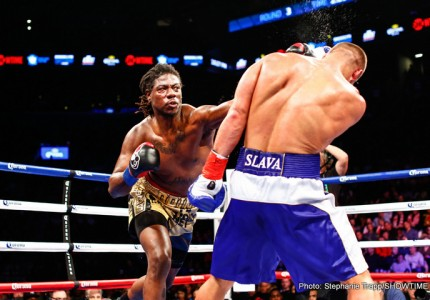 """""""Prince"""" Charles Martin says he'll go down in history as the greatest-ever southpaw; vows to """"spark out"""" Joshua"""