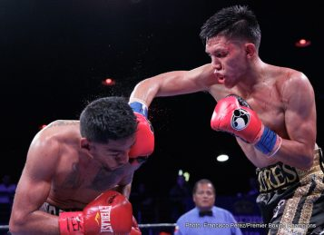 Miguel Flores Boxing News Boxing Results