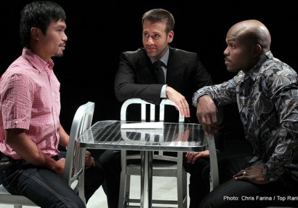 Pacquiao vs Bradley Tix Go On Sale Friday at 1 pm ET / 10 am PT