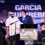 Aron Martinez - Latino rivals Danny Garcia and Robert Guerrero are all set to go to war tomorrow night in their Vacant WBC World Welterweight title showdown, televised exclusively live in the UK on BoxNation from 1am.