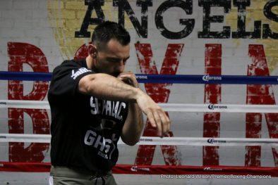 Amir Mansour Aron Martinez Danny Garcia Dominic Breazeale Robert Guerrero Sammy Vasquez Boxing News