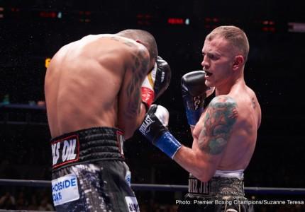 Garcia defeats Guerrero; Vasquez stops Martinez