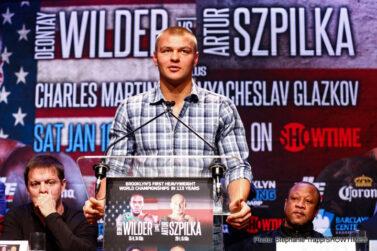 Artur Szpilka, Deontay Wilder - https://www.youtube.com/watch?v=TmzC4O_3LNo
