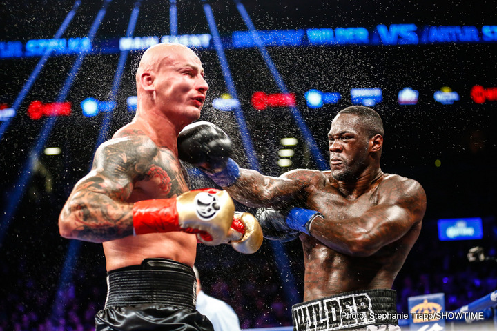 Deontay Wilder - With Deontay Wilder's potentially exciting mandatory defence against Alexander Povetkin now off - due to the Russian star coming up positive for an illegal substance in case anyone didn't know - fans are wondering who WBC heavyweight king Wilder will fight next. Next in line in the WBC rankings is Bermane Stiverne, the man Wilder beat back in January of 2015 to take the green belt. Could we soon be seeing a rematch?