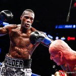 Deontay Wilder - As reigning WBC heavyweight champ Deontay Wilder says, the heavyweight division is coming alive again. And Wilder, who is itching to get back in the ring, says he wants to keep it that way. Speaking at the WBC convention, Wilder said he wants to fight the winner of the April clash between Anthony Joshua and Wladimir Klitschko.