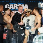 Amir Mansour Aron Martinez Danny Garcia Dominic Breazeale Robert Guerrero Sammy Vasquez Boxing News Top Stories Boxing