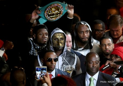 WBC makes statement on Deontay Wilder