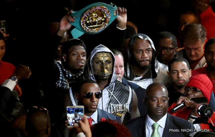 Deontay Wilder, Luis Ortiz - Luis Ortiz and WBC heavyweight champion Deontay Wilder have an agreement in place for them to meet on March 3rd on Showtime Boxing at the Barclays Center, in Brooklyn, New York. RingTV is reporting the news. The fight has been talked about for weeks now for March 3, but now it looks like it's been agreed on.