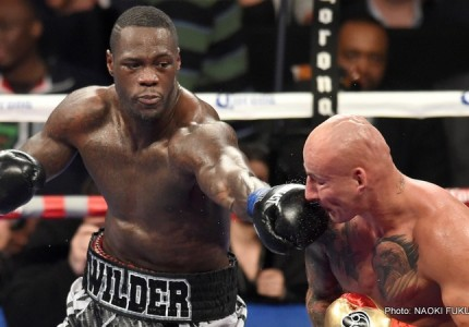 Wilder-Povetkin officially off, WBC title fight postoned pending further investigation