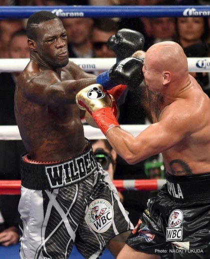 Alexander Povetkin-Deontay Wilder Set For Purse Bids As