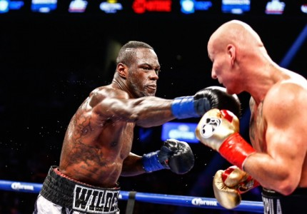 Deontay Wilder defeats Artur Szpilka with 9th round KO