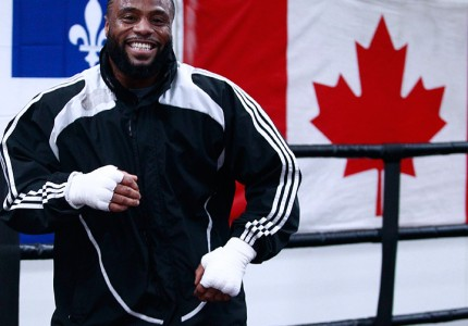 Jean Pascal Media Workout Quotes and Photos