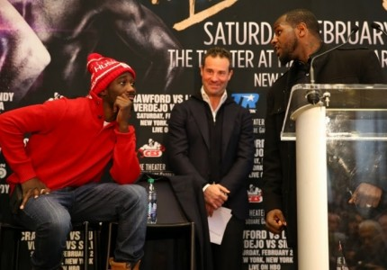 Lundy prepared to take Crawford's title