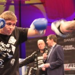 Vincent Feigenbutz - The IBO International super-middleweight title will be on the line when Germany's Vincent Feigenbutz (30-2, 27 KOs) faces Cesar Nunez (16-0-1, 8 KOs) on August 17 in Ludwigshafen, Germany.