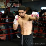 Andre Berto, Danny Garcia - It's not official yet, but welterweights Danny Garcia and Andre Berto are in talks for a possible September or October fight; so reports RingTV.com (although the man with all the news, Dan Rafael, wrote how this fight was a possibility a few days ago). Reportedly, the likely date is September 24th at The Barclays Centre in New York, with a later date in October also being looked at. But never mind the finer details - are fight fans happy with this match-up?