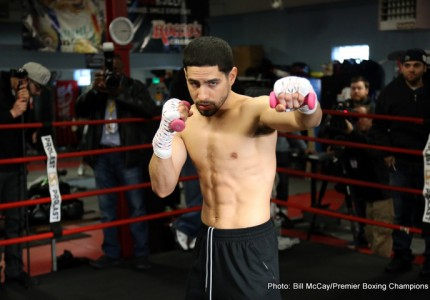 Get ready for Danny Garcia vs. Andre Berto