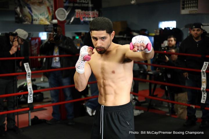 Andre Berto Danny Garcia Boxing News
