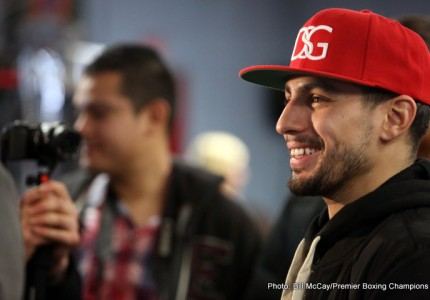 "Danny Garcia ""looking forward"" to fighting Floyd Mayweather, convinced he would beat him"
