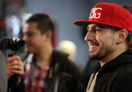 Danny Garcia: I'm totally focused on Robert Guerrero