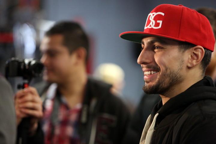 Andre Berto Danny Garcia John Molina jr. Boxing News