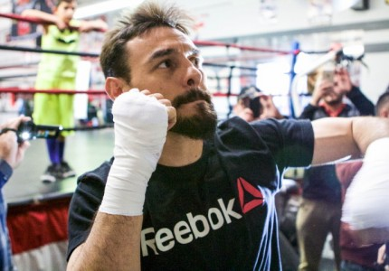 Robert Guerrero: I can't wait to silence the critics who are writing me off