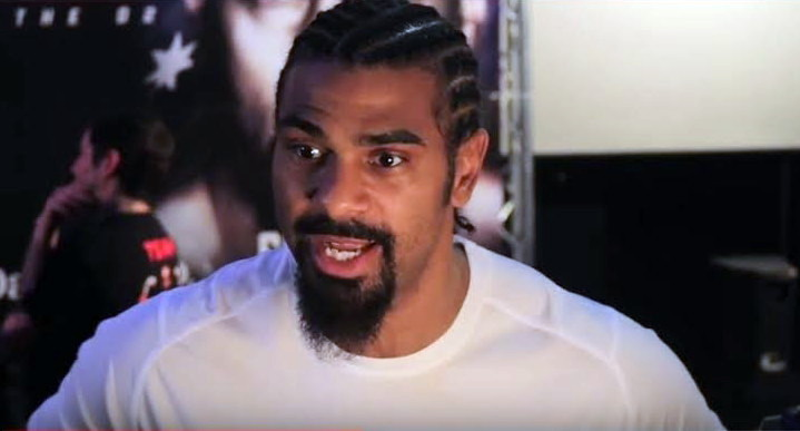 David Haye Lucas Browne Boxing News British Boxing