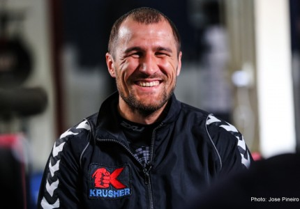 Sergey Kovalev faces Isaac Chilemba next Monday on July 11