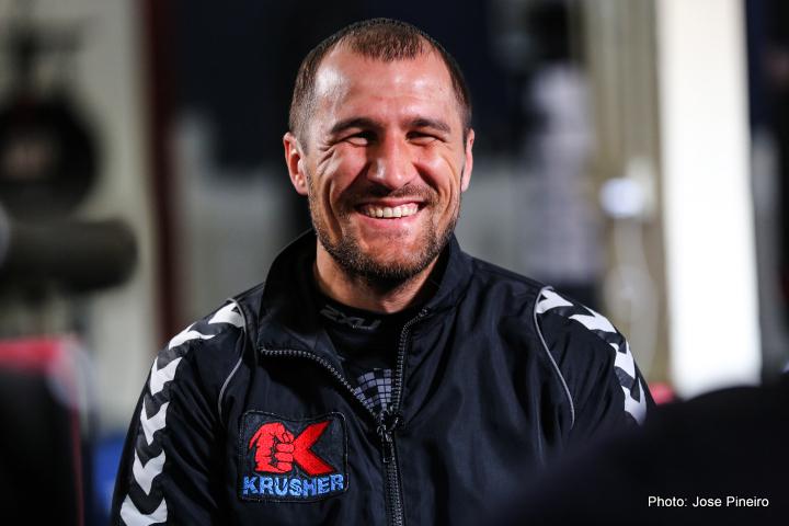 Isaac Chilemba Sergey Kovalev Boxing News