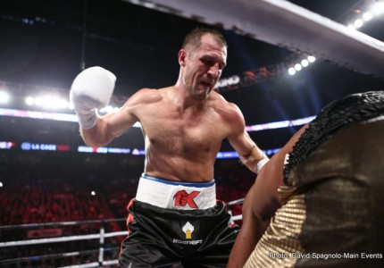 Kovalev makes easy work of Pascal