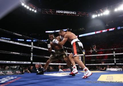 Sergey Kovalev vs. Isaac Chilemba on 7/11