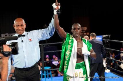 Erickson Lubin - Boxing News
