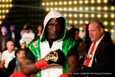 Erickson Lubin Boxing News Boxing Results
