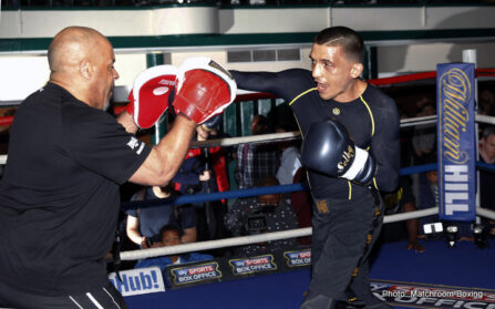 Eric Hunter, Lee Selby - Boxing News