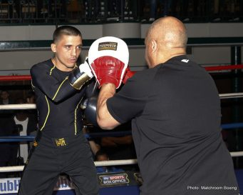 Eric Hunter Lee Selby Boxing News