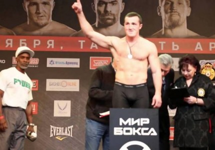 Lebedev vs Ramirez cruiserweight unification in the works for April 30th