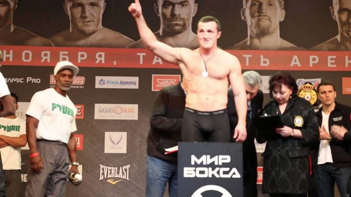 Denis Lebedev Mark Flanagan Boxing News
