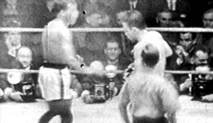Jake LaMotta Sugar Ray Robinson Boxing History Boxing News
