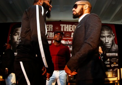 Broner: Don't blink while watching Theophane fight